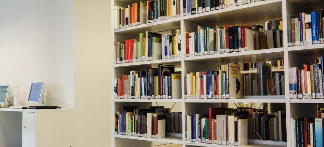 Recherche Bibliothek