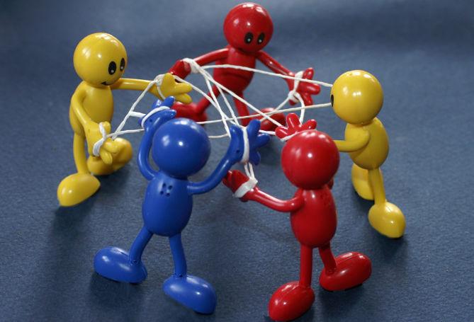 Networking-Soziale-Medien