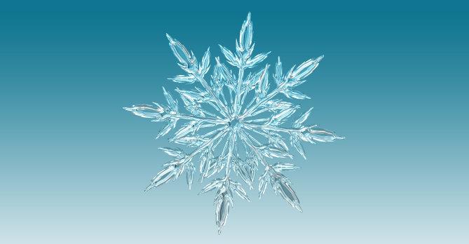 Schneeflocken-Methode Ploz